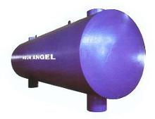 横円筒型 防火水槽