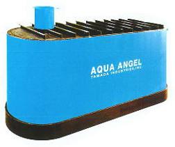 潜函工法タイプ/縦円筒型・縦長円筒型 防火水槽